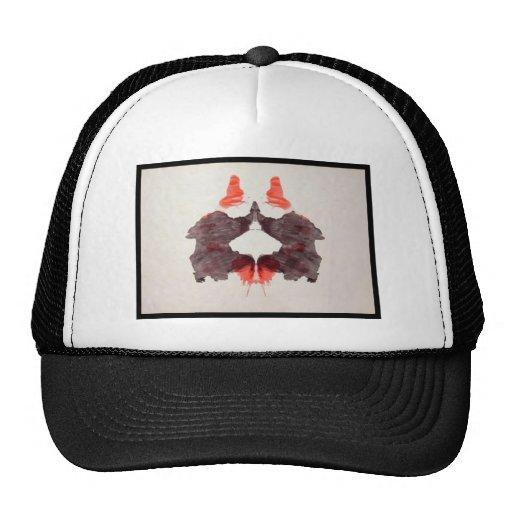 Mancha de tinta 2,0 de Rorschach Gorra