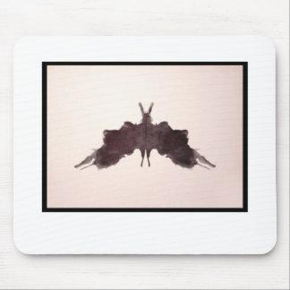Mancha de tinta 5 0 de Rorschach Alfombrillas De Raton
