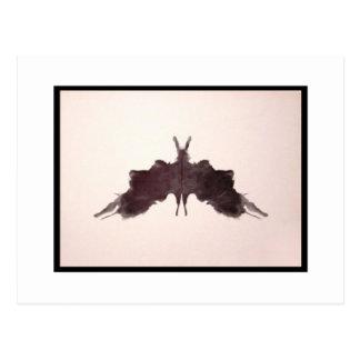 Mancha de tinta 5,0 de Rorschach Postales