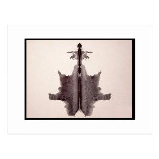 Mancha de tinta 6,0 de Rorschach Postales