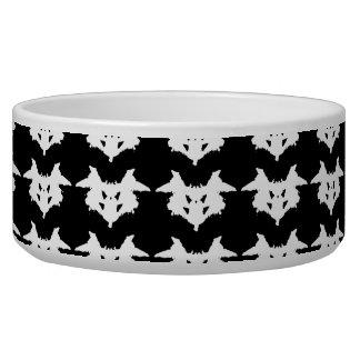 Mancha de tinta de Rorschach Boles Para Gatos