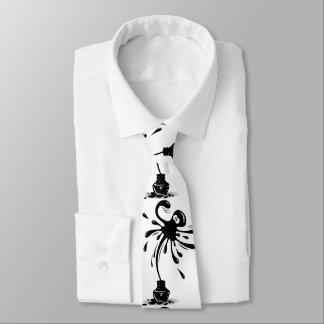 mancha del pulpo corbata