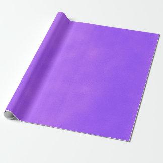 Mancha diseñada sucia purpúrea clara papel de regalo