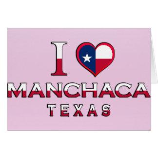 Manchaca, Texas Card