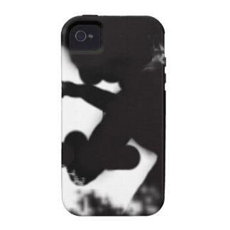 Manchas de Rorschach Vibe iPhone 4 Carcasa