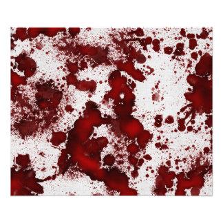 Manchas de sangre de Falln Cojinete