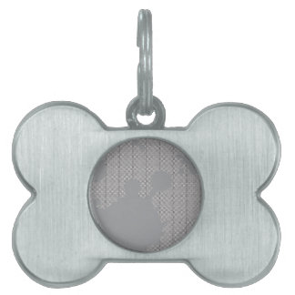 manchas grises placa mascota
