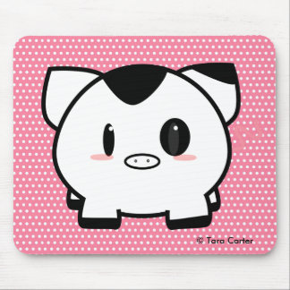Manche el cerdo Mousepad
