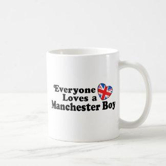 Manchester Boy Coffee Mug