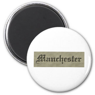 manchester co. 2 inch round magnet