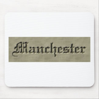 manchester co. mouse pad
