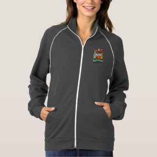 Manchester coat of arms jacket