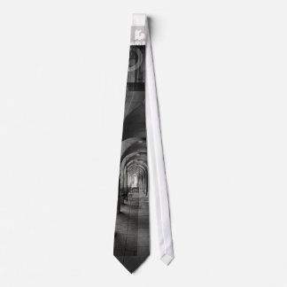 manchester collage by jack lloyd neck tie