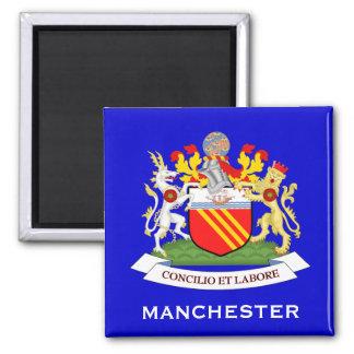 Manchester*, imán BRITÁNICO del escudo de armas