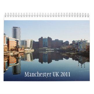 Manchester In  Photographs, UK Calendar