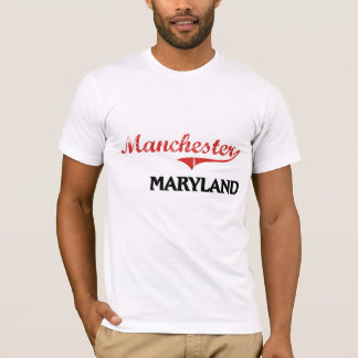Manchester Maryland City Classic T-Shirt