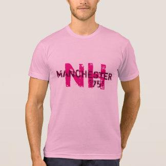 Manchester, New Hampshire #ManchesterNH #NH NH T-Shirt