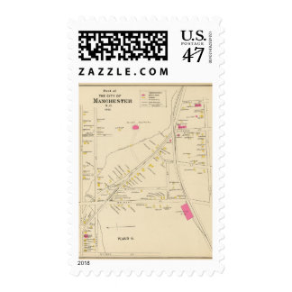 Manchester, NH, Ward 6 2 Postage