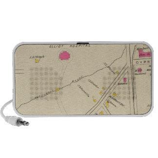 Manchester, NH, Ward 6 2 Portable Speaker