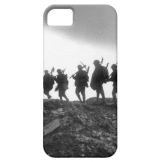Manchester Regiment at Ancre iPhone SE/5/5s Case