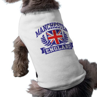 Manchester Playera Sin Mangas Para Perro