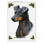 Manchester Terrier 8W13D-07 Cards
