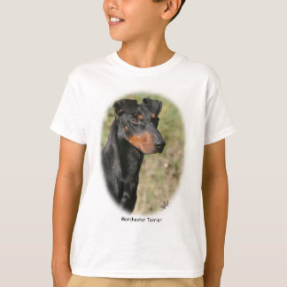 Manchester Terrier 9Y207D-061 Playera