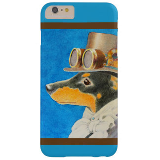 Manchester Terrier Funda Barely There iPhone 6 Plus