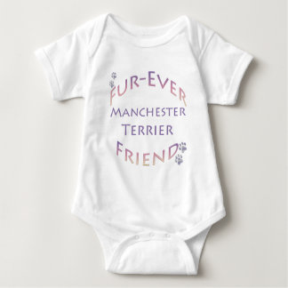 Manchester Terrier Furever Remera