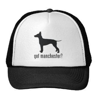 Manchester Terrier Trucker Hat