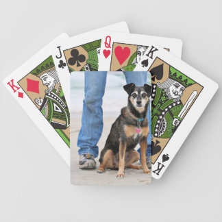 Manchester Terrier X - Jordan - Derr Bicycle Playing Cards