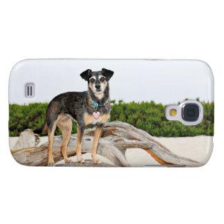 Manchester Terrier X - Jordan - Derr Galaxy S4 Cover