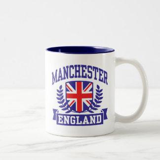 Manchester Two-Tone Coffee Mug