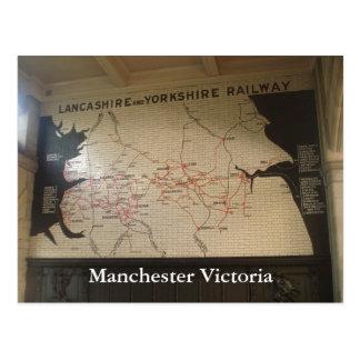 Manchester Victoria Postal