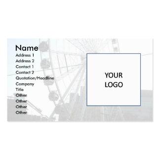 Manchester Wheel Business Card