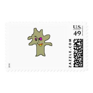 manchita character postage stamps