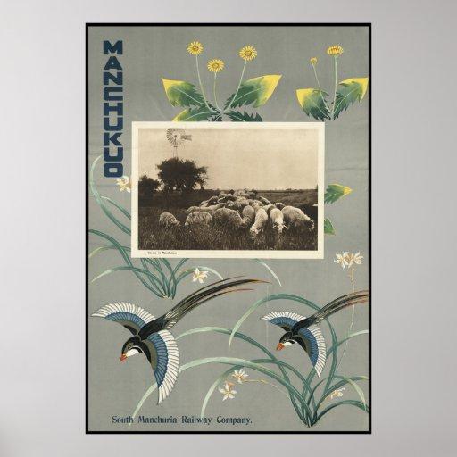 Manchukuo Poster