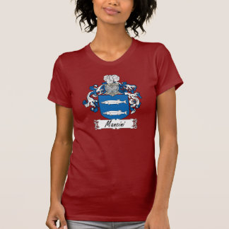 Mancini Family Crest Tee Shirt