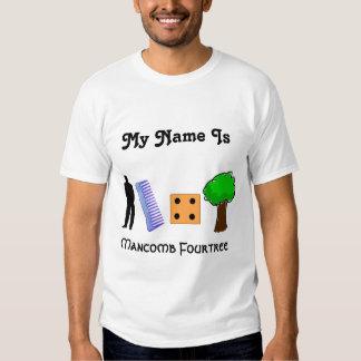 Mancomb Fourtree T-shirt