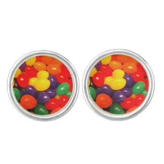 Mancuernas de los Jellybeans Gemelos