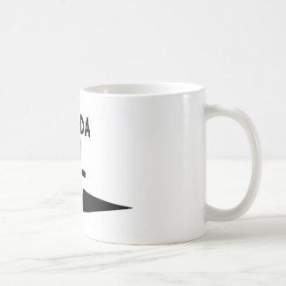 MANDA EL.png Classic White Coffee Mug