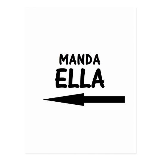 MANDA ELLA.png Postcard