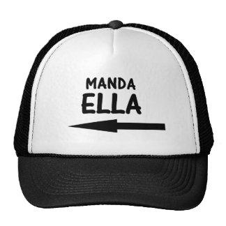 MANDA ELLA.png Trucker Hat