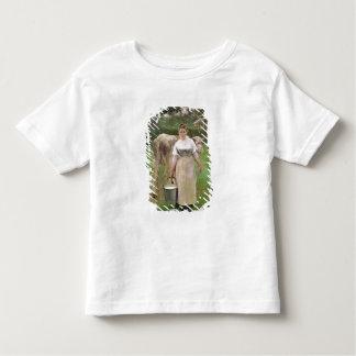 Manda Lametrie, The Farm Maid, 1887 Toddler T-shirt