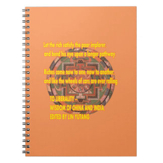 Manda Words To Live By LIBERALITY2 jGibney The MUS Notebook