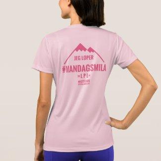 #Mandagsmila Dametrøye 2015 - med ditt navn Tee Shirts
