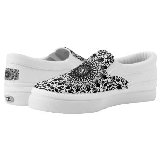 mandala001 Slip-On sneakers