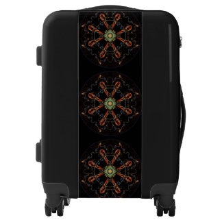 Mandala - 0013 - The Raven and the Sea and Stars P Luggage