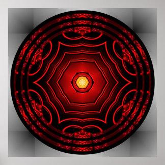 Mandala #05 poster