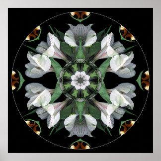 Mandala #06 print